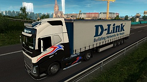 D-Link trailer mod