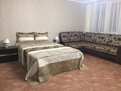 2-комнатные апартаменты (в.6) отельного комплекса в Семидворье