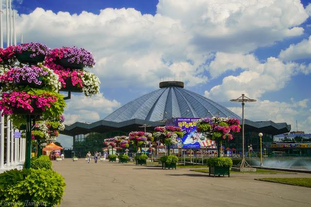 Цирк на Вернадского фото
