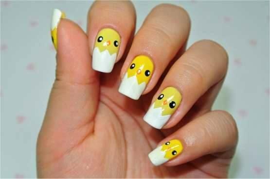 Easter nail art!