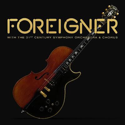 Resultado de imagem para Foreigner lança álbum ao vivo acompanhado por orquestra