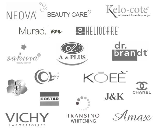 các sản phẩm chính hãng, uý tín và chất lượng mà công ty Mỹ Phẩm Hoa Anh Đào cung cấp
