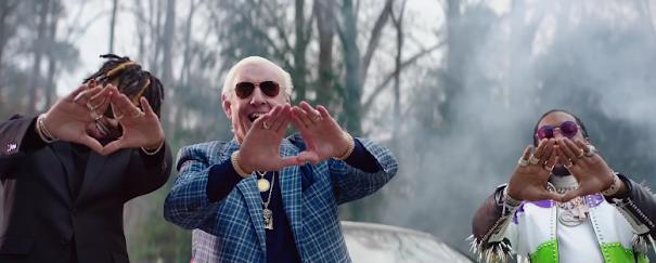 """Video: Offset & Metro Boomin: """"Ric Flair Drip"""" (Starring Ric Flair"""