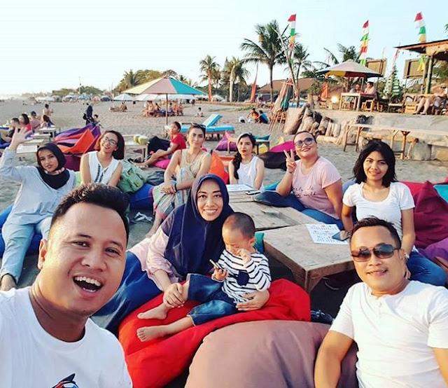 Pantai Batu Belig Kerobokan Bali - Daya Tarik, Gratis Tiket Masuk & Informasi Terbaru