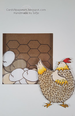 Stampin' Up Sale-a-bration 2017 Hey Chick