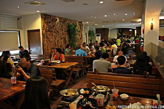 IMG 0055 - 台中潭子│東喜堂花園茶館*離市區最近的美食桃源。首推德國豬腳與酥烤春雞