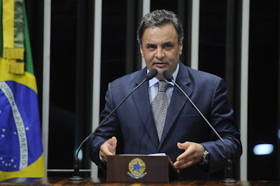 Aécio Neves: os 13 fracassos do PT