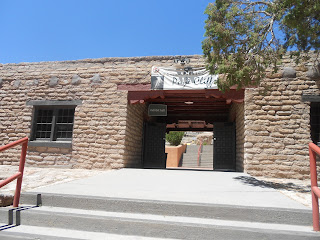 puye cliff dwellings harvey house