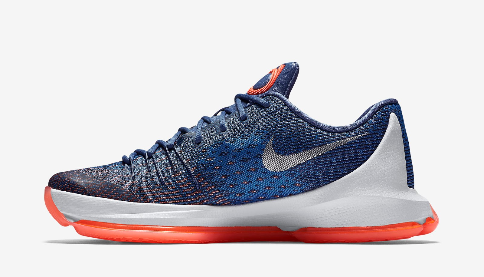 44055449b689 Nike KD VII Royal Blue White Posted .