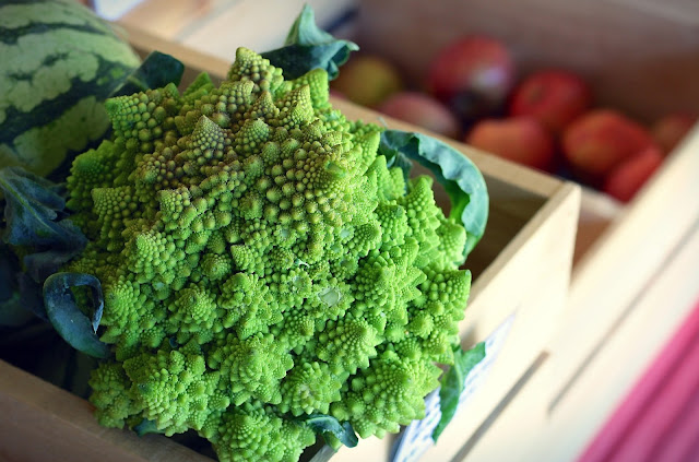 Comprare dai contadini frutta e verdura