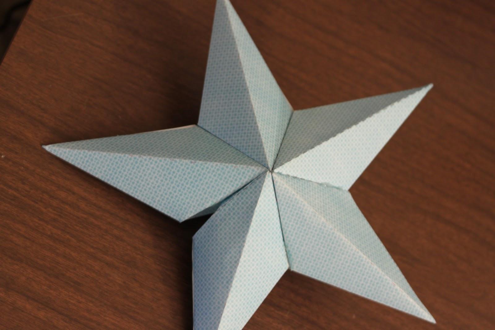 Pretty & Cozy: DIY STAR TREE TOPPER Explained