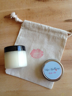 Lip Balm and Lip Scrub Combo Pack at Tulips Apothecary