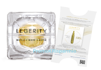 Logo Diventa tester Legerity Beauty Hair Cream