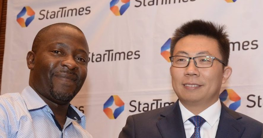 Andy Wang appointed as new StarTimes Kenya CEO and Aldrine Nsubuga as regional marketing director in East Africa as StarTimes again tries to secure broadcasting rights to Kenya's soccer.