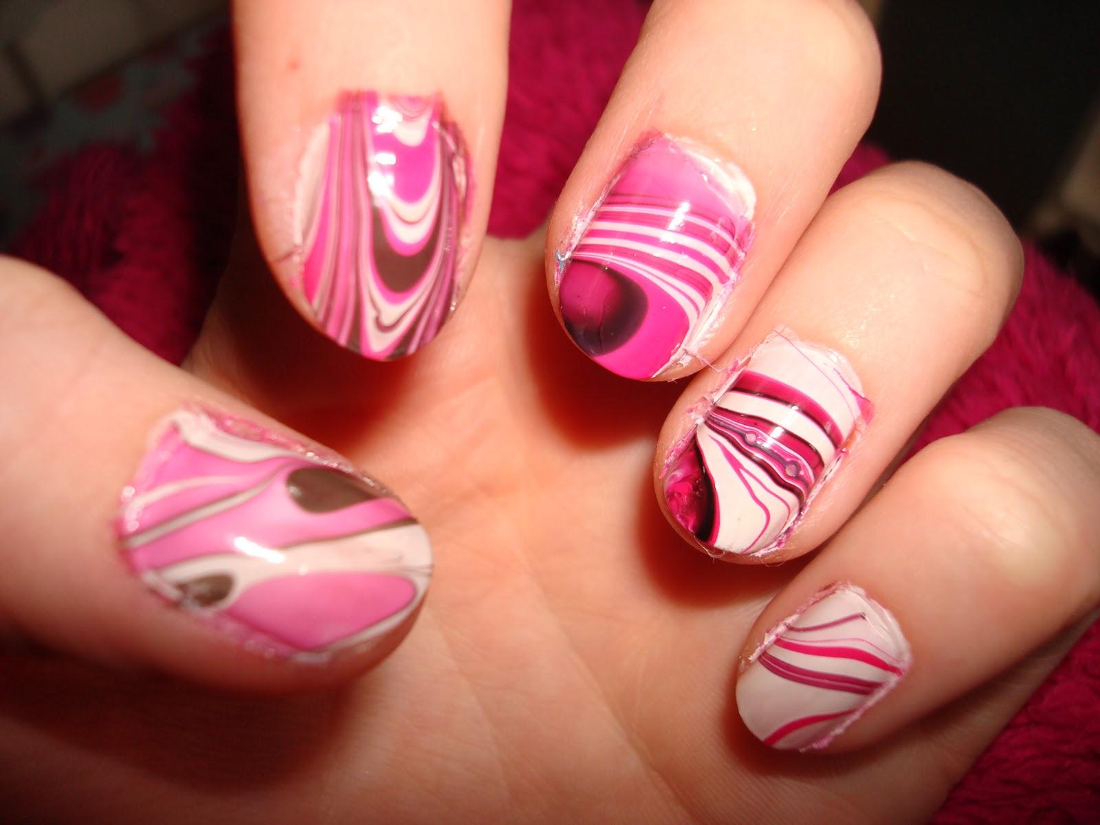 House of Bricks: Marble Nails