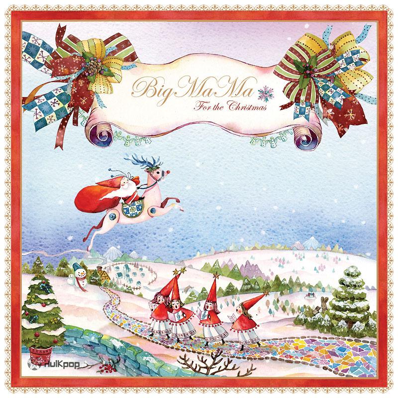 Big Mama – For the Christmas (FLAC)