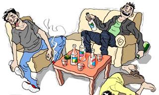Minuman Ahli Neraka
