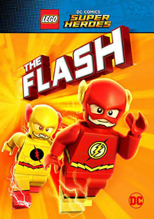 Lego DC Comics Super Heroes The Flash 2018 WEB-DL 250MB English 480p Watch Online Full Movie Download Worldfree4u 9xmovies