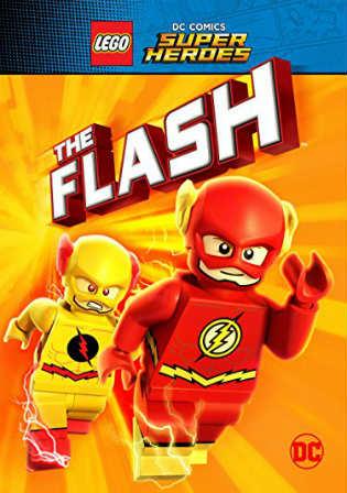 Lego DC Comics Super Heroes The Flash 2018 WEB-DL 250MB English 480p Watch Online Full Movie Download Worldfree4u 9xmovies