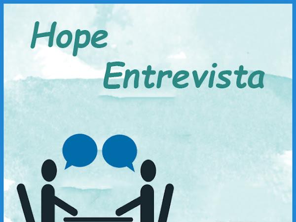 [SEMANA DO AUTOR] Hope Entrevista: Vina Ferreira