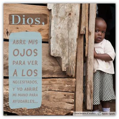 Oración del Día de Hoy Jueves - Generosidad y Prosperidad