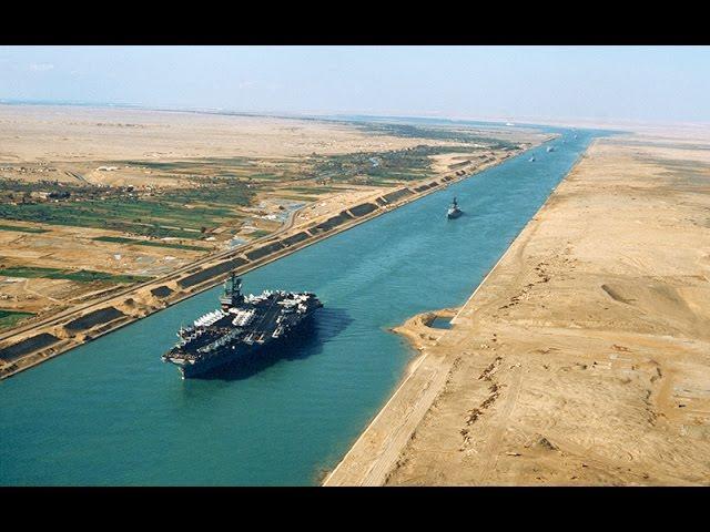Suessi kanal - meretee mis avas uued võimalused