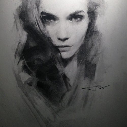 06-Casey-Baugh-Portrait-Drawings-of-Charcoal-Studies-www-designstack-co