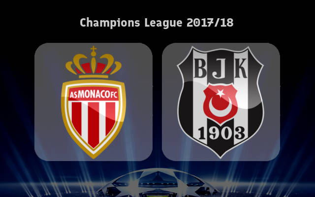 Monaco vs Besiktas Full Match & Highlights 17 October 2017