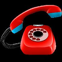 Kontak telpon denature