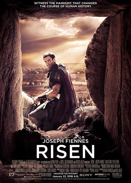Poster Risen 2016