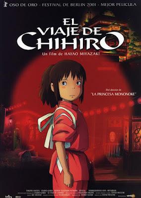 Sen To Chihiro No Kamikakushi 2001 DVD R1 NTSC Latino
