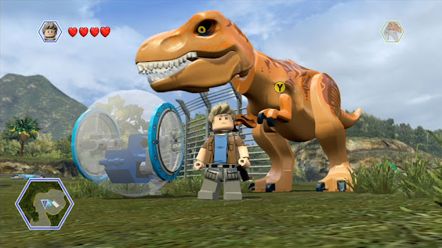 LEGO Jurassic World Screenshot-2