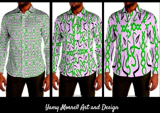 Pattern-tshirt-yamy-morrell