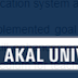 Akal University, Bathinda, Wanted Teaching Faculty