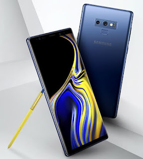 Samsung Galaxy Note9 First Look