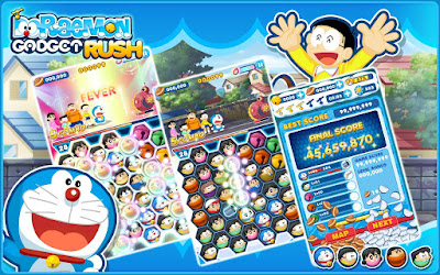 Doraemon Gadget Rush v1.1.0 Mod Apk-screenshot-2