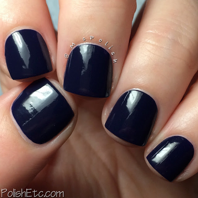 Lisa Nail Lacquer - Fall/Winter 2015 Collection - McPolish - Bossy