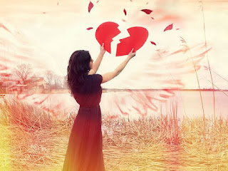 Girl Heart Broken