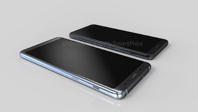 Thêm hình ảnh rõ nét của Galaxy A5 2018 và A7 2018 - 209083
