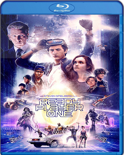 Ready Player One [2018] [BD25] [Latino]
