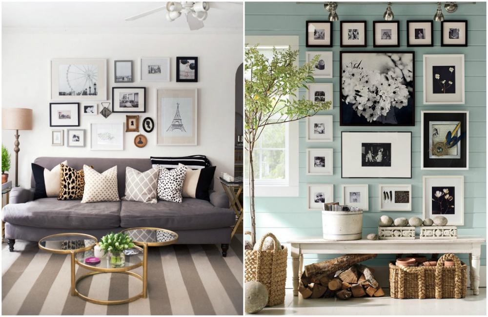 Semoga Perkongsian Ana Disini Dapat Memberi Beberapa Ilham Idea Untuk Mereka Yang Ingin Memulakan Dekorasi Rumah Dengan Susunan Pelbagai Frame Gambar