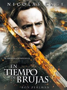 Tiempo de Brujas - Nicolas Cage