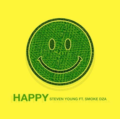 StevenYoung HAPPY - Ft SMOKE DZA