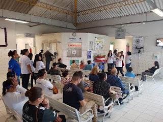 Secretaria de Saúde de Registro-SP encerra mês de conscientização à Saúde do Homem