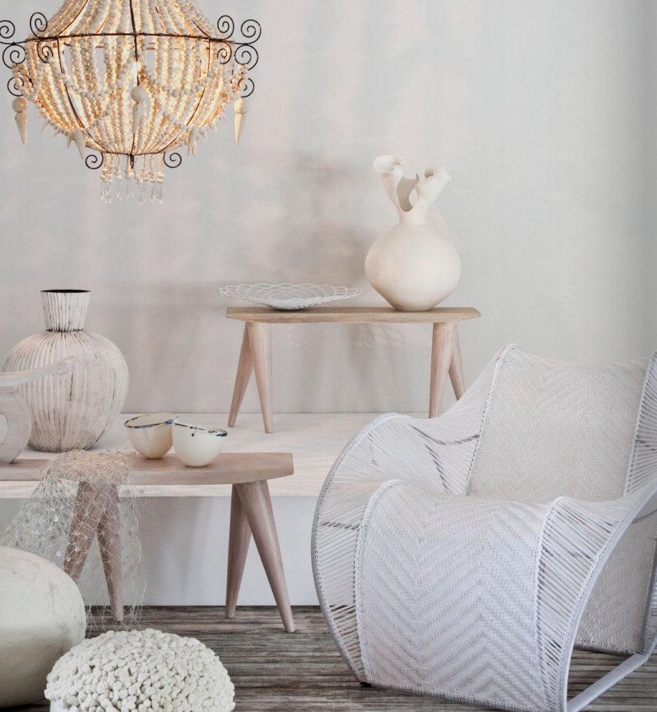 Home Decor Blogs South Africa: Malibu Market And Design: African Mud Chandelier