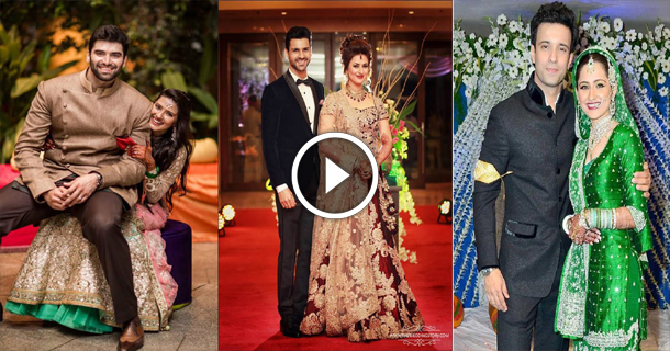 10 Indian TV Celebrities Who Had Royal Weddings