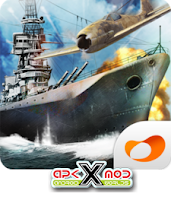 WARSHIP BATTLE: 3D World War II v2.0.4 MOD APK Unlimited Gold