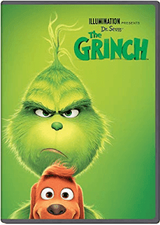 The Grinch [2018] [DVD R1] [Latino]