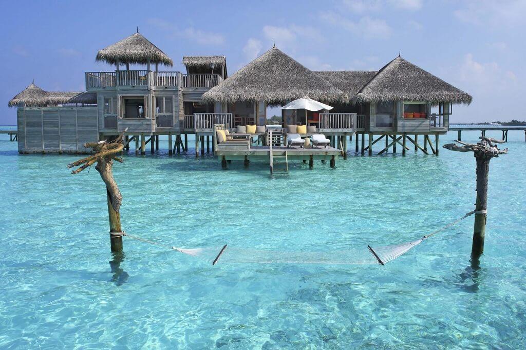 Keindahan Pantai Maldives