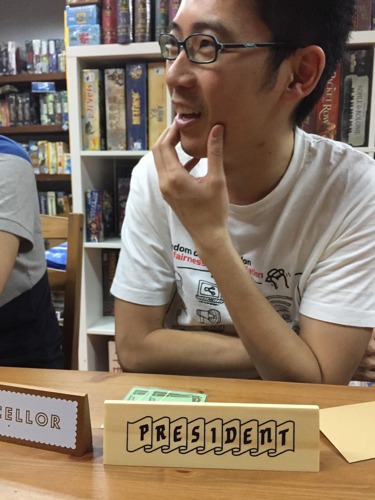 Hiew\'s Boardgame Blog: Secret Hitler